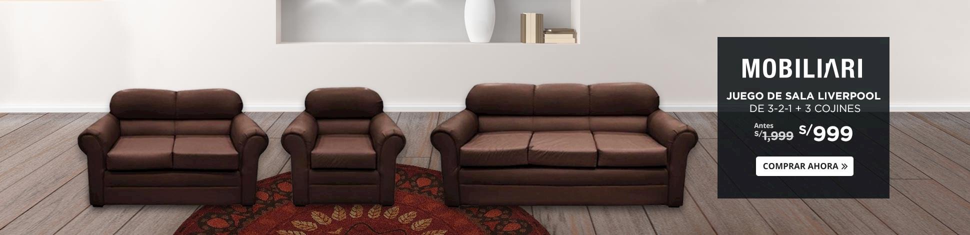 Mobiliari Tienda Online Oficial Juntoz Com # Muebles Liverpool Salas