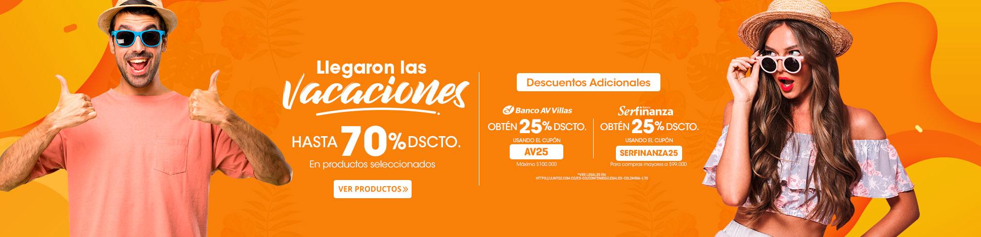 HS-LlegaronLasVacaciones.jpg | Juntoz.com
