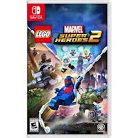 Nintendo Switch Juego Lego Marvel Super Heroes 2