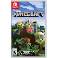 Nintendo Switch Juego Minecraft