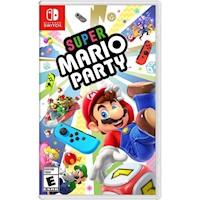 Nintendo Switch Juego Super Mario Party