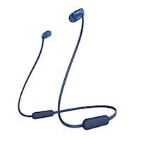 Audífono Sony Wi-C310/Lc Bt Azul C/Mic