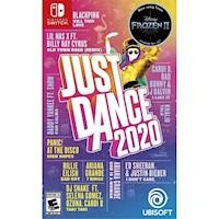 Nintendo Switch Juego Just Dance 2020