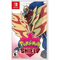 Nintendo Switch Juego Pokemon Shield