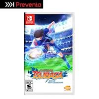 Preventa Nintendo Switch Juego Captain Tsubasa: Rise Of New Champions + Regalo