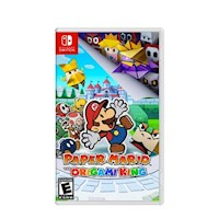 Nintendo Switch Juego Paper Mario: The Origami King