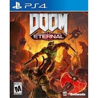 Ps4 Juego Doom Eternal -Latam