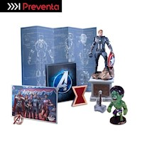 Preventa Ps4 Juego Marvel'S Avengers - Earth'S Mightiest Heroes + Regalo