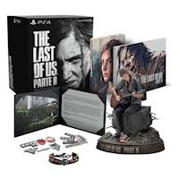 Ps4 Juego The Last Of Us Pt II Edición De Colección