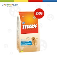 Comida para Perros - MAX PERFOMANCE CORDERO CACHORRO 2kg