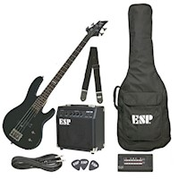 PACK B-10 BK PACK BAJO ELECTRICO LTD