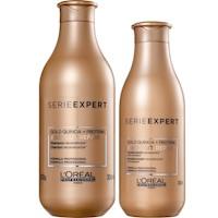Shampoo Reparador 300ml + Acondicionador 200ml L'Oreal Absolut Repair