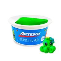 Cerámica en Frío  250 gr Verde
