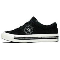 Tenis Converse Converse One Star X Nbhd 158601c Negro Para Hombre