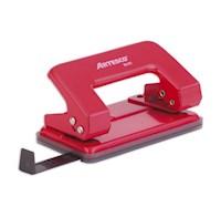 Perforador Escolar  M-01 Rojo