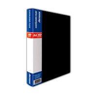 Catálogo Flex x 60 Fundas  A-4 Negro