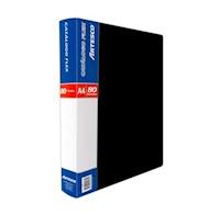 Catálogo Flex x 80 Fundas  A-4 Negro