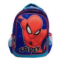 Mochila Nido Spiderman en alto relieve