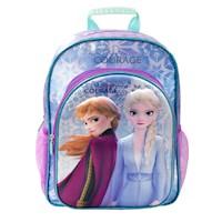 Mini Mochila Frozen en alto relieve Elsa y Ana