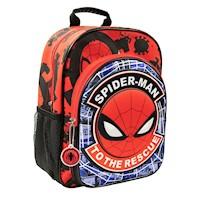 Mini Mochila Spiderman en alto relieve máscara