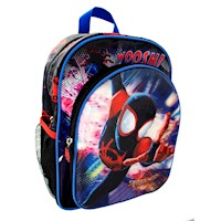 Mini Mochila Spiderman en alto relieve película