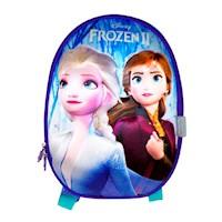 Mini Mochila Frozen en alto relieve en satin