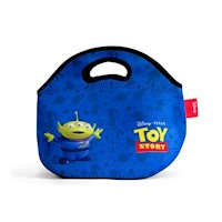 Lonchera neopreno medium Toy Story azul