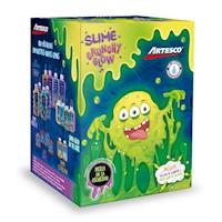 Pack Slime Crunchy Glow ARTESCO