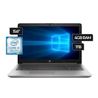 "Laptop HP 250 G7 Core i3 4GB DDR4 1TB 15.6""HD"