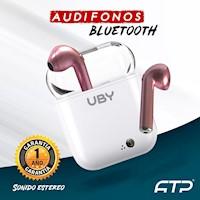 Audifonos I7s PLus TWS Bluetooth V5.0 Rose Gold