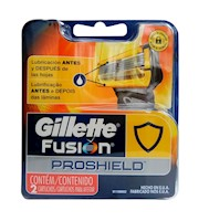 Repuesto Gillette Proshield 2 Uds