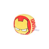 COJIN IRON MAN MARVEL NARANJA