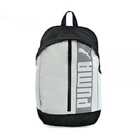 64f6c8ee1 Maleta Puma Pioneer Backpack II 074115-02 - Gris