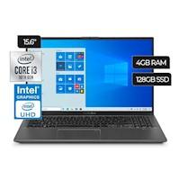 "Laptop Asus Vivobook R564JA - UB31 Core i3 4GB DDR4 128 GB SSD 15.6"" FHD"