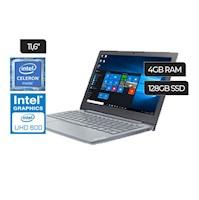 """Laptop Lenovo Ideapad 1 11IGL05 Celeron 4GB DDR 128SSD 11.6"""" FHD"""