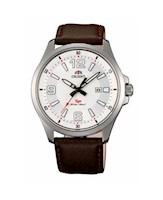 Reloj ORIENT Analogo para Hombre color Plateado-FUNE1007W