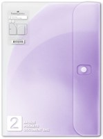 Folder A4 2 bolsillos FB1416-SF violeta