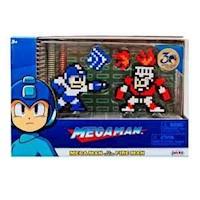 Pack Figura de acción Megaman Classic 8- Bit