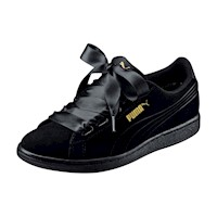 sale retailer a0a6b 8a315 Zapatillas Mujer Puma Vikky Ribbon 366416 01