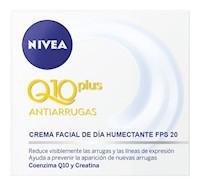Crema Nivea Q10 Antiarrugas Día 50 Ml