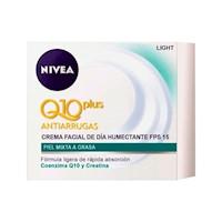 Crema Nivea Visage Q10 50 Ml
