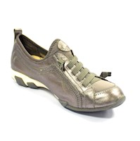 ZAPATILLA QUALIFY GUNMETAL METALLIC