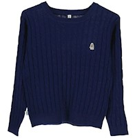 SWEATER MARTILLO BLUE DEPTHS