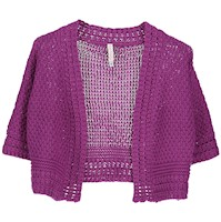 SWEATER COLIBRI PURPLE ORCHID