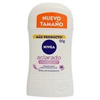 Desodorante Nivea Barra Aclarado Efecto Satin 50ml