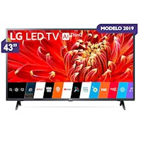 "LG Televisor Smart Tv Full HD 43"" 43LM6300"