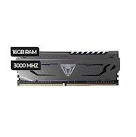 MEMORIA RAM PATRIOT VIPER STEEL 16GB DDR4 (PVS416G300C6)