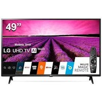 LG - Televisor LED Smart Tv UHD 4K 49'' 49UM7100 Modelo 2019 + Magic Control