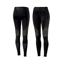 Passarela - PUMA - D TIGHT . 515609 01 (XS-L) LONG TIGHT POLIESTER NEGRO