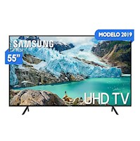"SAMSUNG Televisor Smart Tv Full HD 4k 55"" UN55RU7100"